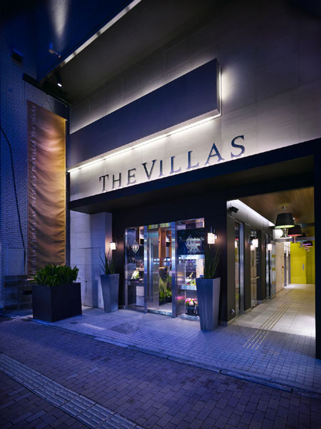 THE VILLAS Fukuoka