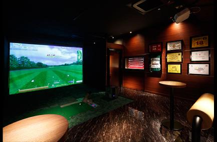 private golf space HORIE CLUB 1618