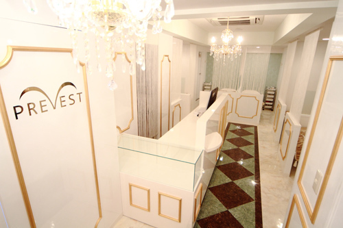 eyelash salon PREVEST - SUNSHOW -