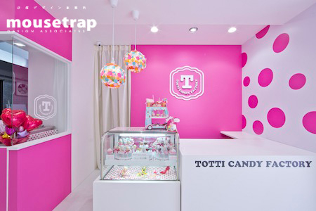 TOTTI CANDY FACTORY