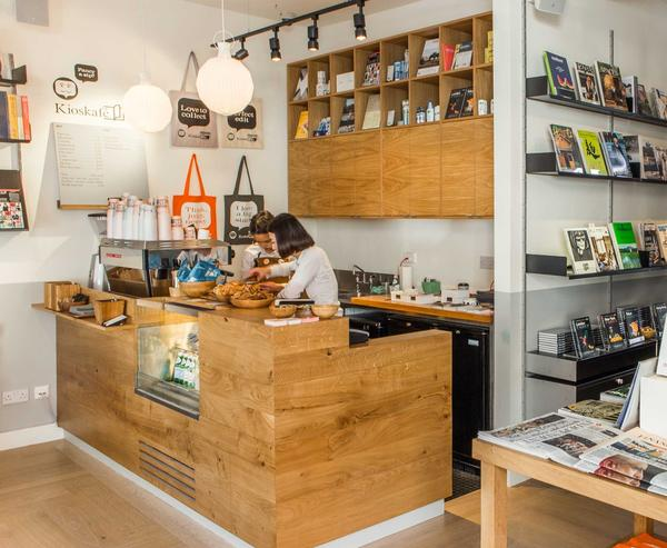 Monocle Kioskaf 233 Paddington 店舗デザイン Com