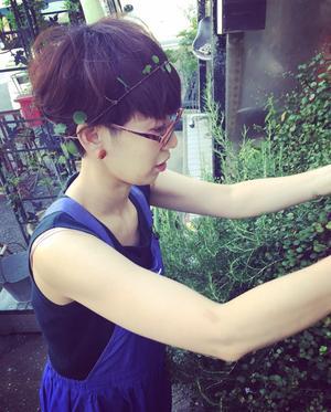小倉知佳さんの写真