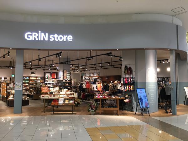 GRiN store 雑貨屋の内装?外観画像
