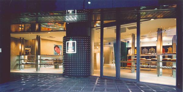 ENRICO COVERI TOKYO アパレルの内装?外観画像