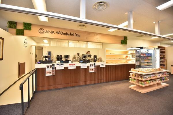 ANA WOnderful Day 社内カフェコーナーの内装?外観画像