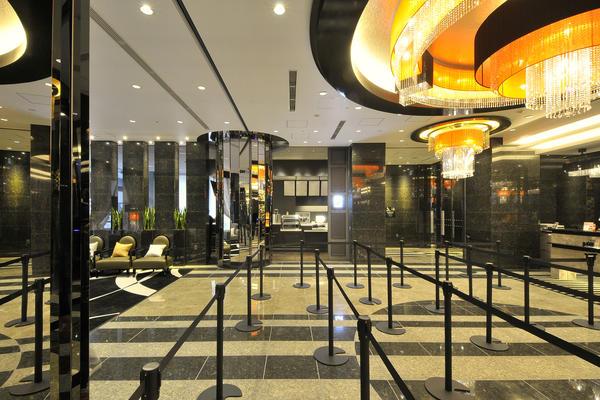 R カフェ アパホテル内カフェの内装?外観画像