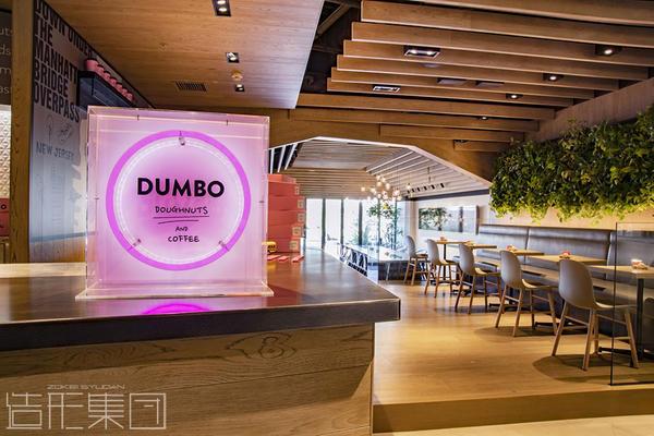 DUMBO×Galaxy(東京) Doughnuts and Coffeeの内装?外観画像
