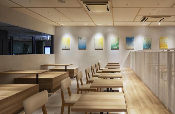 nana's green tea天神ソラリア店