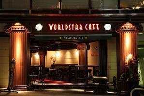 六本木W.S.CAFE CAFE BARの内装?外観画像