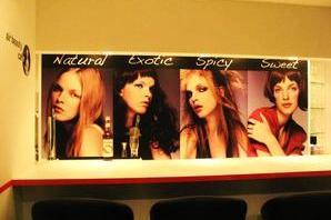 air beauty cafe ダイニングカフェの内装?外観画像