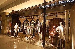 Oriental News 横浜TOCみなとみらい店 アパレルの内装?外観画像