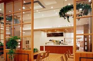 BODY'S TERRACE 与野店 カフェの内装?外観画像