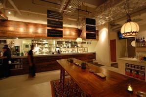 ARK HILLS CAFE カフェダイニングの内装?外観画像