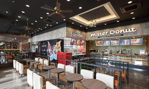 yogorino caffe モレラ岐阜店 イタリアンジェラート?スイーツカフェの内装?外観画像