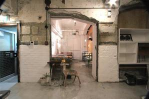 CICA SHINFUKUSHIMA ギャラリー&カフェの内装?外観画像