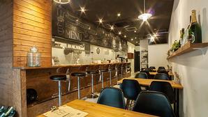 カフェアンドバー パパサン カフェ&イタリアンバルの内装?外観画像