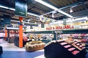 クオリティーフードセンターカワマツ 食品スーパーの内装?外観画像