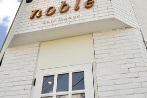 hair lounge noble