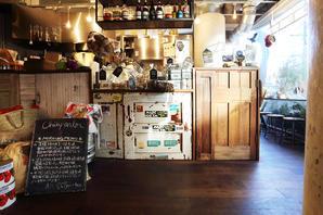チリパーラー9 カフェレストランの内装?外観画像