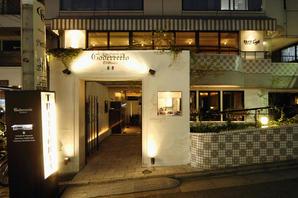 トラットリアゴデレッチョ イタリアンレストランの内装?外観画像
