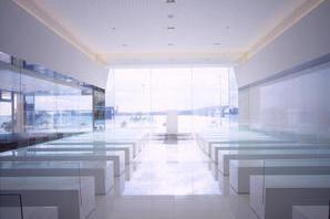 Mandarin port (マンダリンポルト) ブライダル施設の内装?外観画像