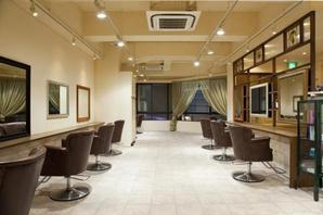 Neolive capu 町田店 美容室(ヘアサロン)の内装?外観画像