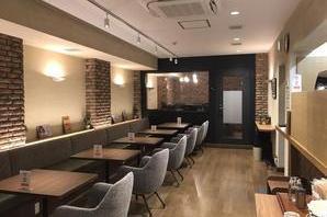 LOGI CAFE カフェの内装?外観画像