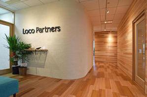Loco Partners オフィスの内装?外観画像