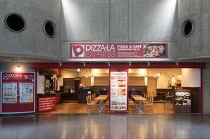 ピザーラエクスプレス ピザの内装?外観画像