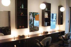 グウニイズ 美容室/カフェの内装?外観画像
