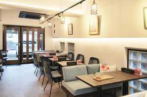 KIZEN CAFE - SUNSHOW - カフェの内装?外観画像