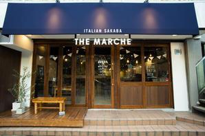 イタリアン酒場 THE MARCHE イタリアンの内装?外観画像