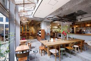 muromachicafe3+5 カフェレストランの内装?外観画像
