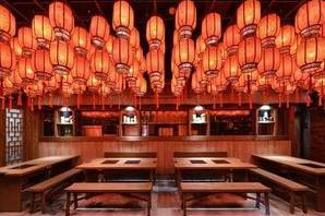 セカイノヤムチャン ニシキホンマチドオリテン 中華料理の内装?外観画像