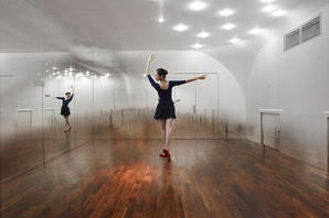 ANZAS ダンススタジオ ダンススタジオの内装?外観画像