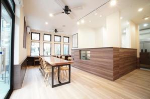 Cafe energize カフェの内装?外観画像