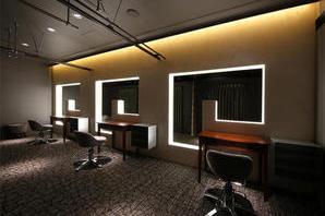 レーコビヨウシツ キョウトホテルオークラテン 美容室内ブライズルームの内装?外観画像