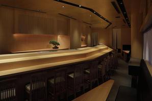 SUSHI TOKYO TEN NEWoMan横浜 寿司屋の内装?外観画像