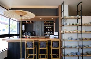 YATAGARASU 日本茶カフェの内装?外観画像
