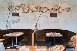 RISTORANTE EVOLTA/THEGLOVEBAKERY リストランテ&バー?カフェ?パンの内装?外観画像