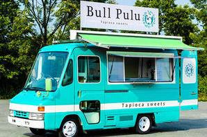 Bull Pulu キッチンカー スイーツの内装?外観画像