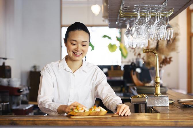 飲食店をワンオペで営業! 一人で効率的に動ける店舗デザイン?レイアウトの極意