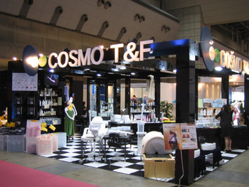 COSMO T&F エステショールームの内装・外装画像