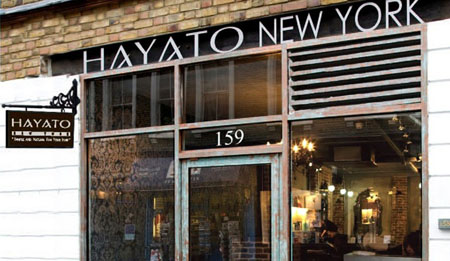 HAYATO NEW YORK london