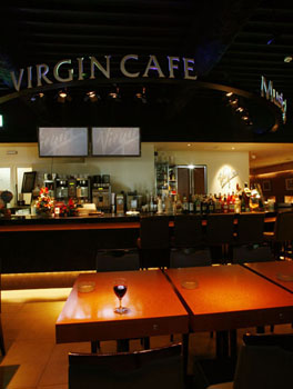 VirginCafe 品川