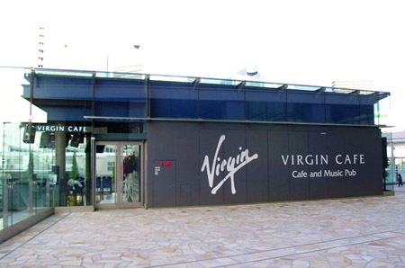 Virgin cafe osaki
