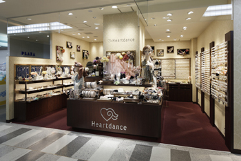 Heartdance 池袋ルミネ店 アクセサリーショップの内装・外装画像
