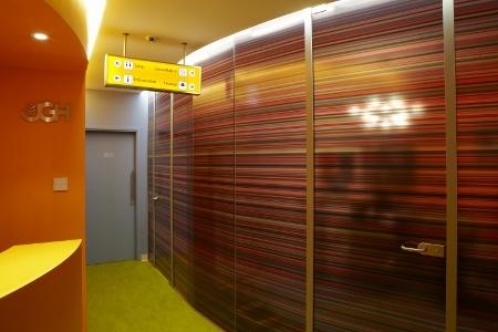 Japan Green Medical Centre レディースクリニック Acton Town 店舗デザイン Com