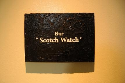 Bar Scotch Watch