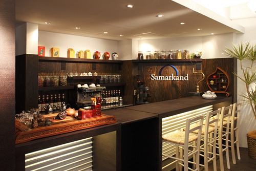 samarkand chinese cafe - SUNSHOW -